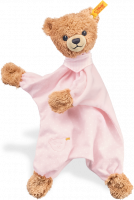 click to see Steiff  Sleep Well Teddy Bear Comforter in detail