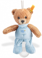 click to see Steiff  Sleep Well Bear Music Box in detail