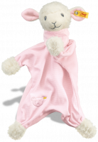 click to see Steiff  Sweet Dreams Lamb Comforter in detail