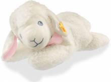 click to see Steiff  Sweet Dreams Lamb Teddy Bear in detail