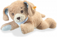 click to see Steiff  Good Night Dog Teddy Bear in detail