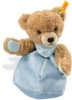 click to see Steiff  Sleep Well Bear Heat Cushion in detail