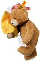 click to see Steiff  Sun, Moon And Star Teddy Bear in detail