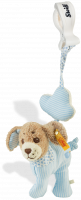 click to see Steiff  Bear Sweet Dreams Dog Pendant Blue in detail