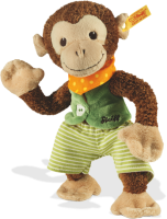 click to see Steiff  Teddy Jocko Monkey in detail