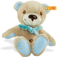 click to see Steiff  Benny Bear in detail