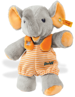 click to see Steiff  Trampili Elephant in detail