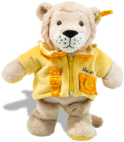 click to see Steiff  Leon Lion in detail