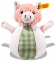 click to see Steiff  Piggilee Pig Musical Teddy Bear in detail