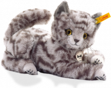 click to see Steiff  Luzie Cat in detail