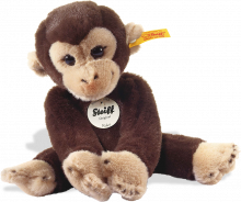 click to see Steiff  Little Friend Koko Monkey in detail