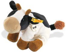 click to see Steiff  Little Floppy 'luise Cow' in detail