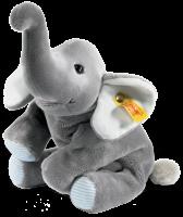 click to see Steiff  Little Floppy Tramipli Elephant in detail