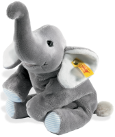 click to see Steiff  Floppy Trampili Elephant in detail