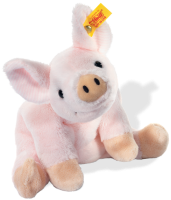 click to see Steiff  Floppy Sissi Pig in detail