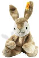 click to see Steiff  Floppy Hoppel Rabbit in detail