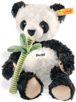 click to see Steiff  Manschli Panda in detail