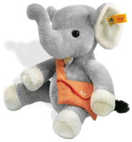 click to see Steiff  Poppy Elephant in detail