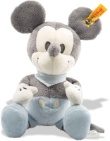 click to see Steiff  Mickey Mouse With Squeaker in detail
