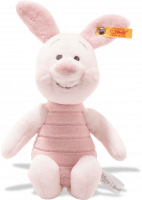 click to see Steiff  Disney Piglet in detail