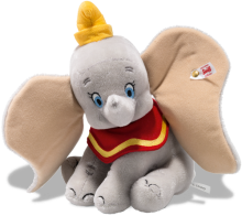 click to see Steiff  Dumbo - Disney Magic in detail