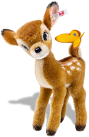 click to see Steiff Disney's Bambi With Butterfly On Tail! in detail