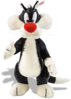 click to see Steiff Sylvester The Famous Tomcat in detail
