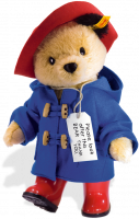 click to see Steiff  Classic Paddington Bear in detail