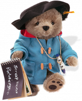 click to see Steiff  Paddington Bear in detail