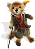 click to see Steiff  Mr Tod - Beautifully Dressed in detail
