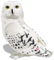 click to see Steiff Hedwig Owl - From Harry Potter Stories & Films in detail