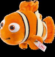 click to see Steiff  Mohair Nemo - Disney Film Hero! in detail