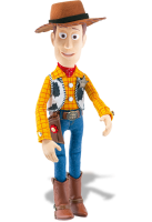 click to see Steiff Cowboy Woody - Disney. Pixar's Toy Story in detail
