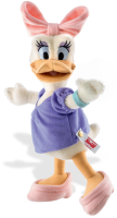 click to see Steiff  Daisy Duck - Ready To Put Under The Christmas Tree in detail