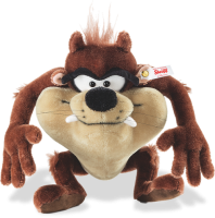 click to see Steiff  Tasmanian Devil in detail