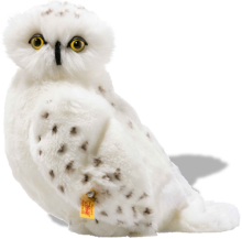 click to see Steiff  Hedwig Owl in detail