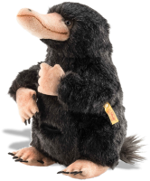 click to see Steiff  Niffler in detail