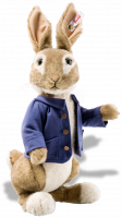 click to see Steiff Peter Rabbit Book & Film Star Sure To Be A Best Friend in detail