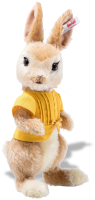 click to see Steiff Mopsy Bunny From Peter Rabbit Film in detail