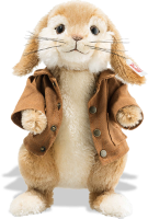 click to see Steiff Benjamin Bunny - So Expressive in detail