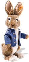 click to see Steiff  Peter Rabbit In Plush - Gift For Children To Cuddle in detail