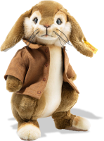 click to see Steiff  Benjamin Bunny By Beatrix Potter in detail