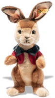 click to see Steiff  Flopsy Bunny in detail