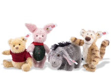 click to see Steiff  Christopher Robin Gift Set From Latest Disney Film in detail