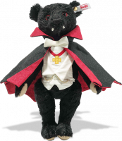 click to see Steiff  Dracula in detail