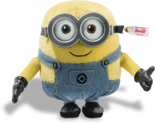 click to see Steiff  Minions Bob in detail