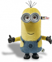 click to see Steiff  Minions Kevin in detail
