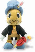 click to see Steiff  Jiminy Crickett in detail