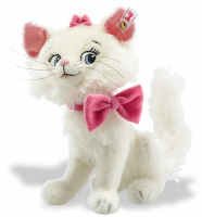 click to see Steiff  Aristocat Marie in detail
