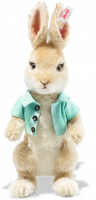 click to see Steiff  Cottontail Bunny in detail